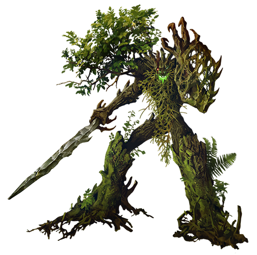 Arboreal Warden - Monsters - Archives of Nethys: Pathfinder