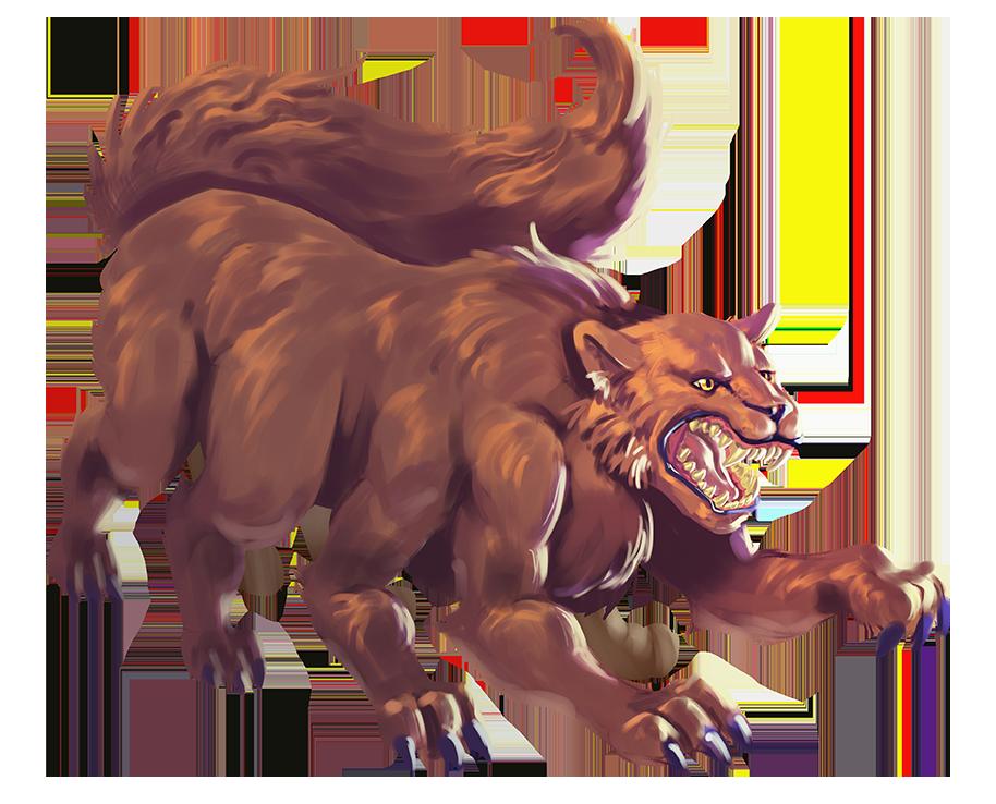 Aurumvorax - Monsters - Archives of Nethys: Pathfinder 2nd Edition Database
