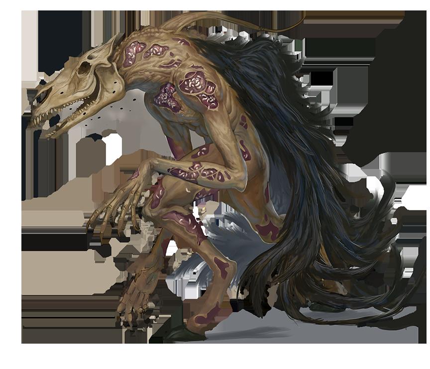 Leukodaemon - Monsters - Archives of Nethys: Pathfinder 2nd Edition Database