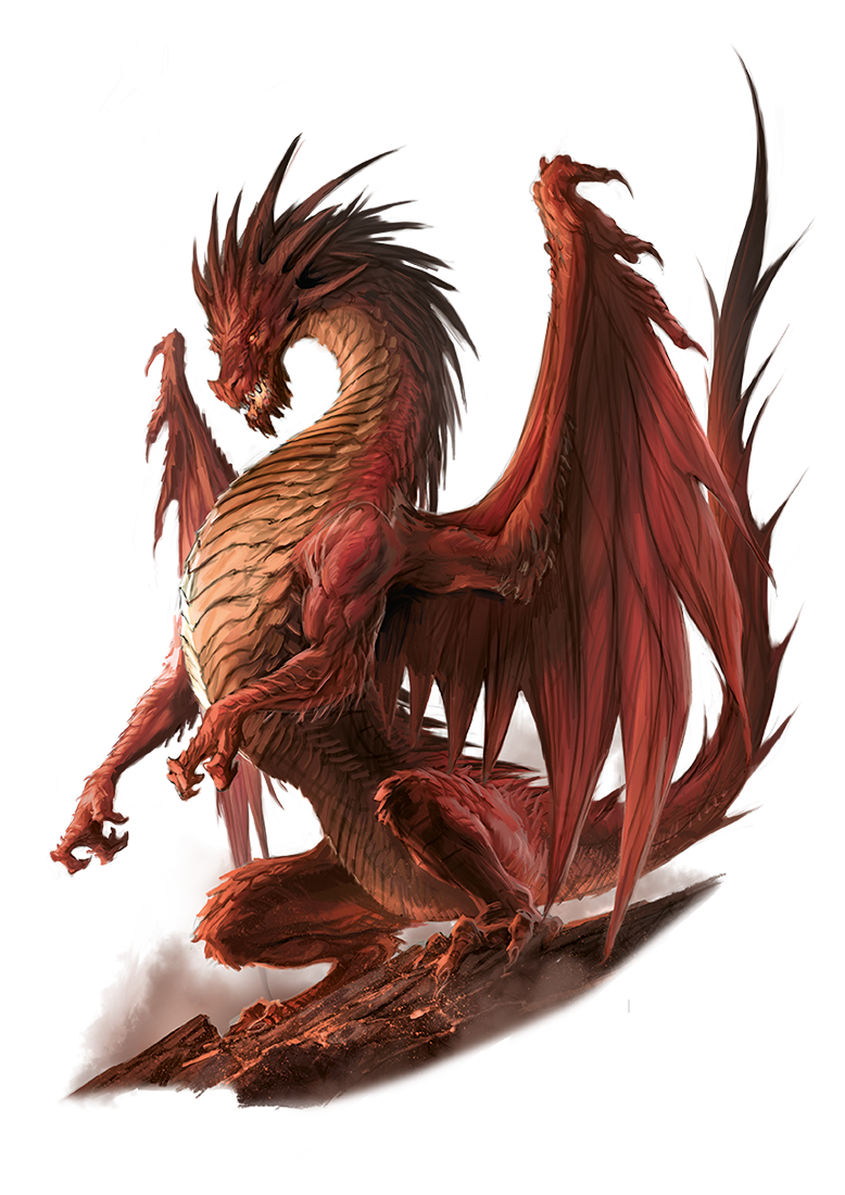 Ancient Red Dragon - Monsters - Archives of Nethys ...