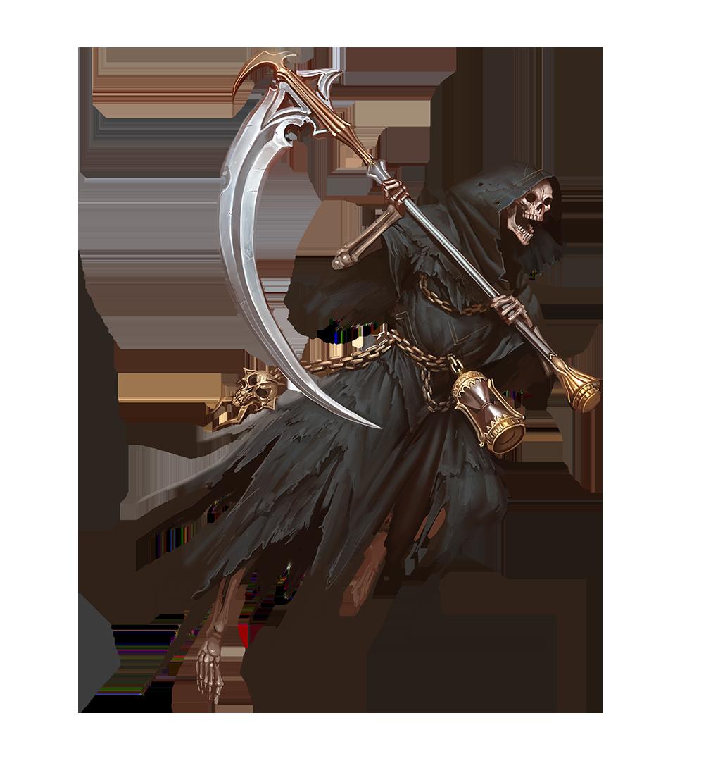 Grim Reaper - Monsters - Archives of Nethys: Pathfinder ...