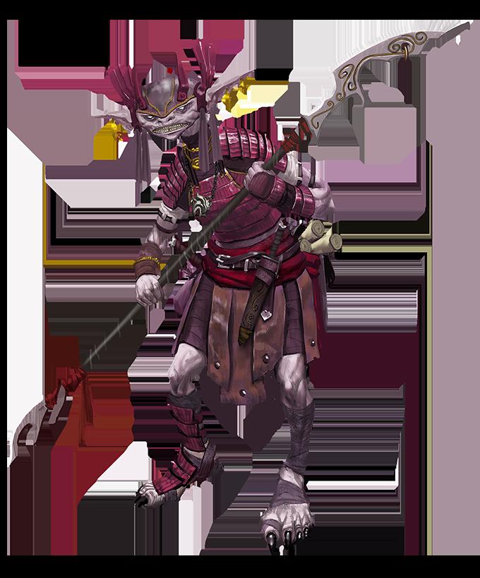 Hobgoblin General - Monsters - Archives of Nethys