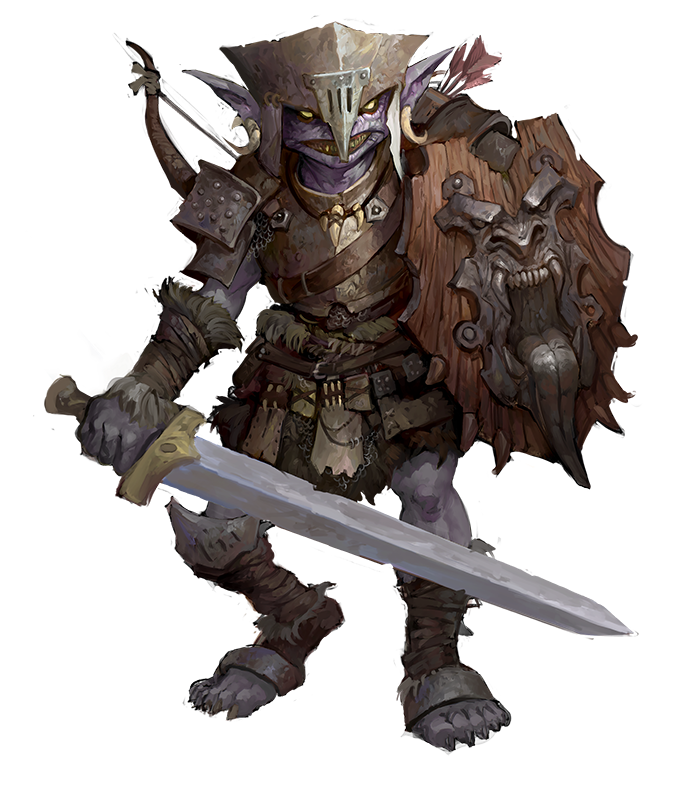 Hobgoblin Soldier - Monsters - Archives of Nethys