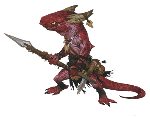 Kobold Warrior - Monsters - Archives of Nethys: Pathfinder