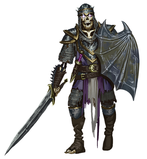 Skeletal Champion - Monsters - Archives of Nethys
