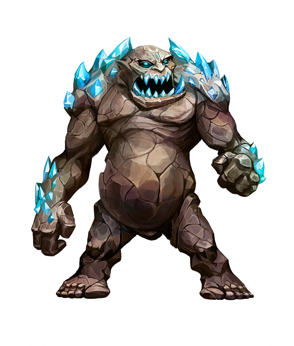 Cavern Troll - Monsters - Archives of Nethys: Pathfinder 2nd Edition  Database