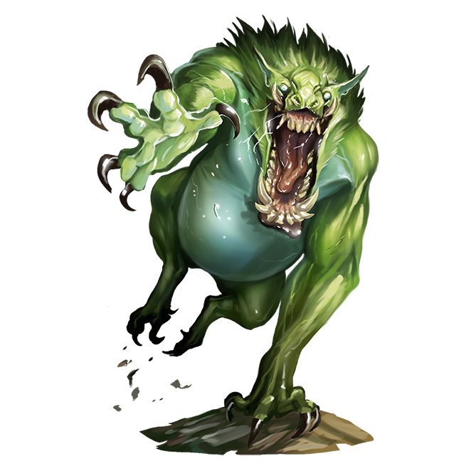 Troll - Monsters - Archives of Nethys: Pathfinder 2nd