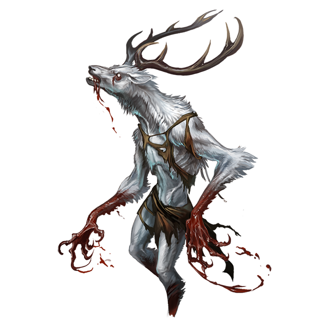 Wendigo - Monsters - Archives of Nethys: Pathfinder 2nd